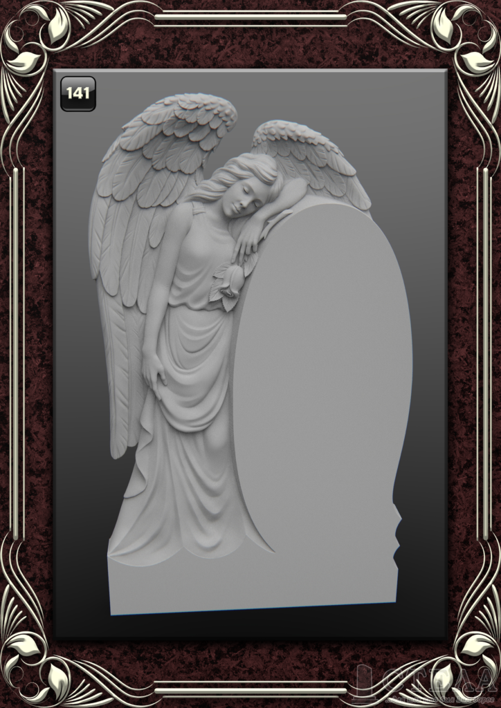 Макеты скульптурной 3D-резки